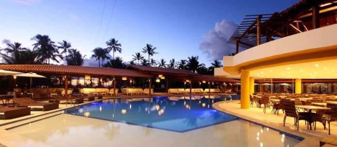 Porto Seguro Praia Resort é uma opção de hotéis e resorts all inclusive em Porto Seguro