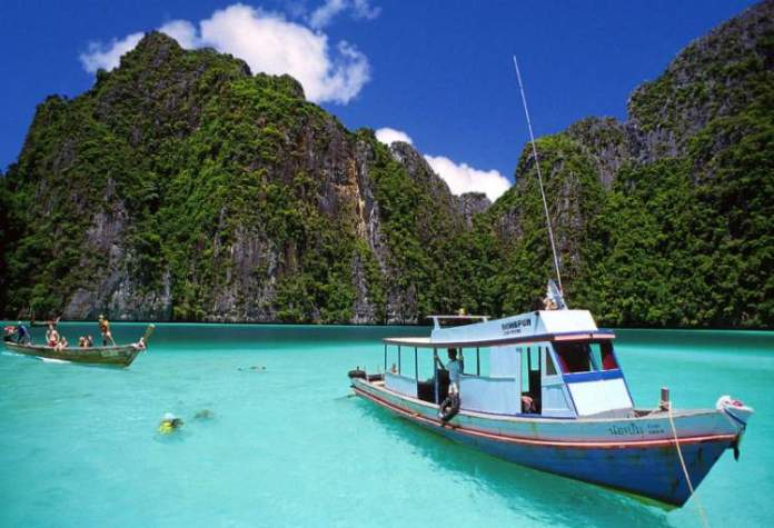 Praia Koh Samui Tailândia