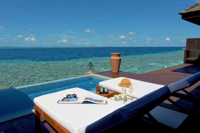 Resorts nas Maldivas 2