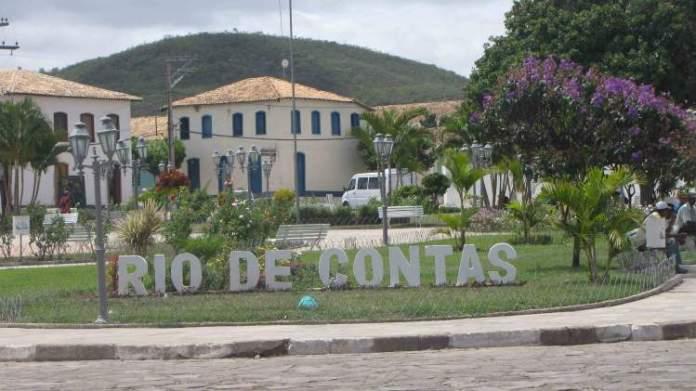 Rio de Contas na Chapada Diamantina