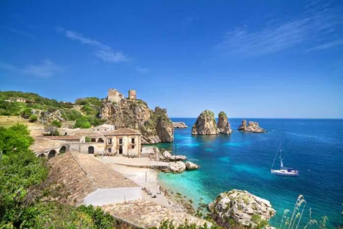 Sicília na Itália
