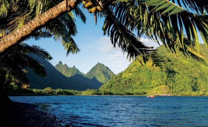 Tautira é um dos pontos turísticos mais lindos do Tahiti