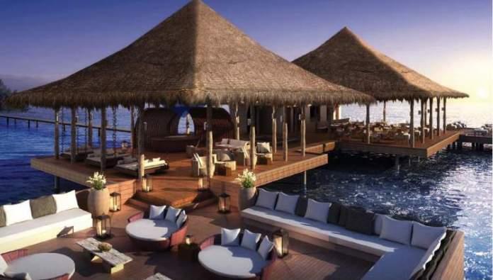 Song Saa Private Island (Camboja) é um dos hotéis flutuantes ao redor do mundo