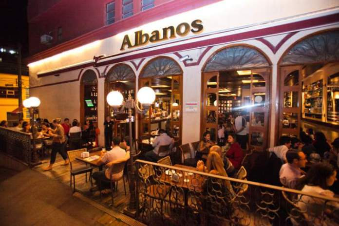 Albanos é um dos restaurantes para você fazer o melhor tour gastronômico de Belo Horizonte