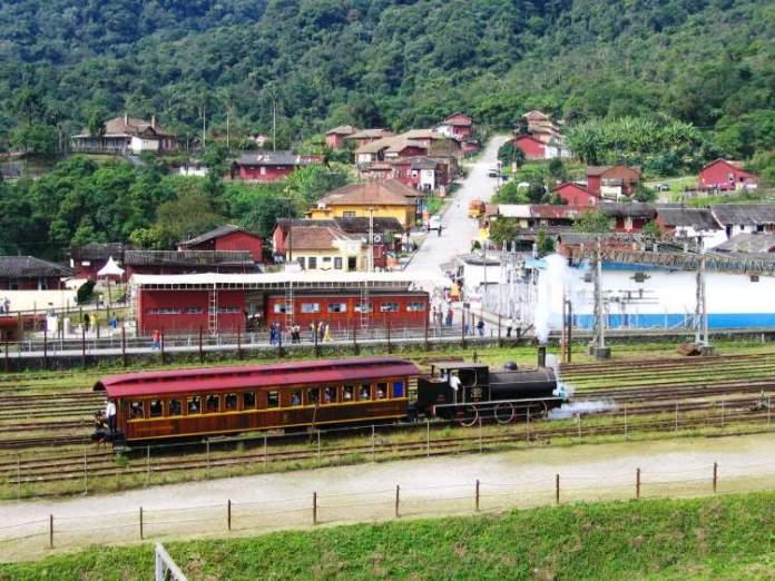 Paranapiacaba – SP é um dos lugares no Brasil com cara de Europa