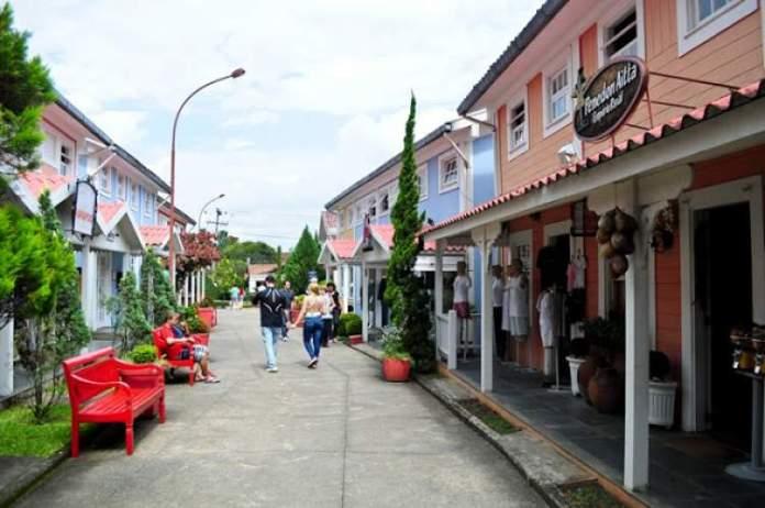 Penedo - RJ é um dos lugares no Brasil com cara de Europa