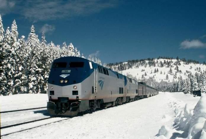 Viagens de trem em California Zephyr – Amtrak (EUA)
