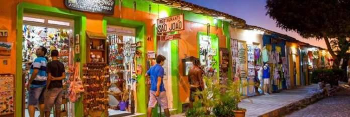 dias perfeitos em Porto Seguro passarela do álcool