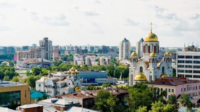 Ecaterinburg é uma das cidades sedes da Copa do Mundo de 2018