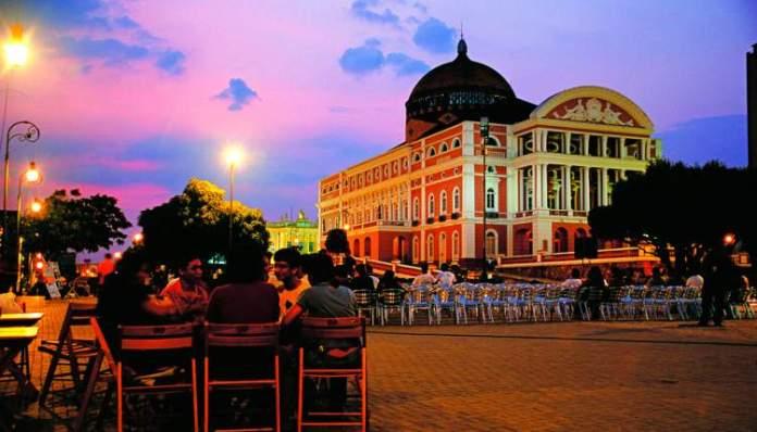 Manaus é um dos Melhores destinos de férias no Brasil