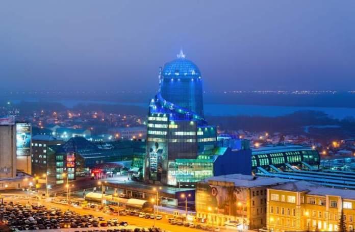Samara é uma das cidades sedes da Copa do Mundo de 2018