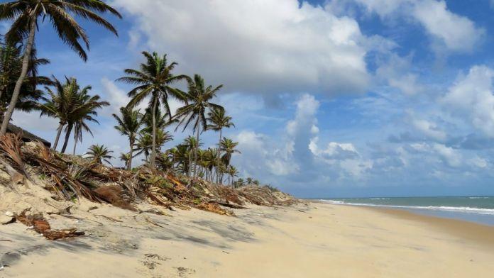 Tabuba é uma das melhores praias de Maceió