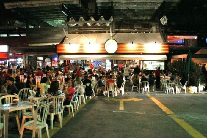 Cobal do Humaitá é uma das dicas de o que fazer a noite no Rio de Janeiro