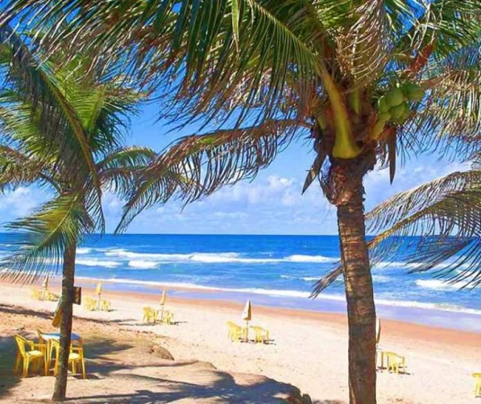 Conhecer a Praia do Flamengo é uma dica de o que fazer em Salvador
