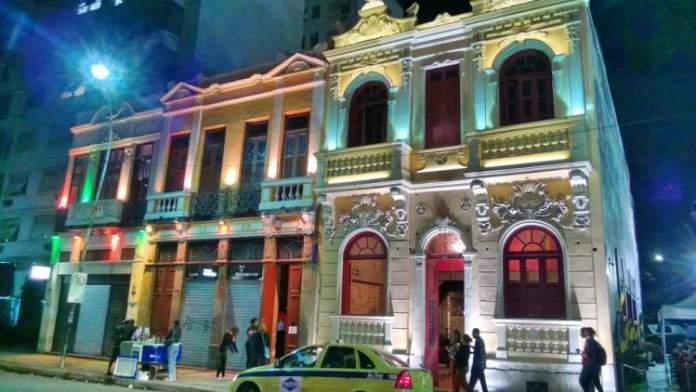 Teatro Odisseia é uma das dicas de o que fazer a noite no Rio de Janeiro