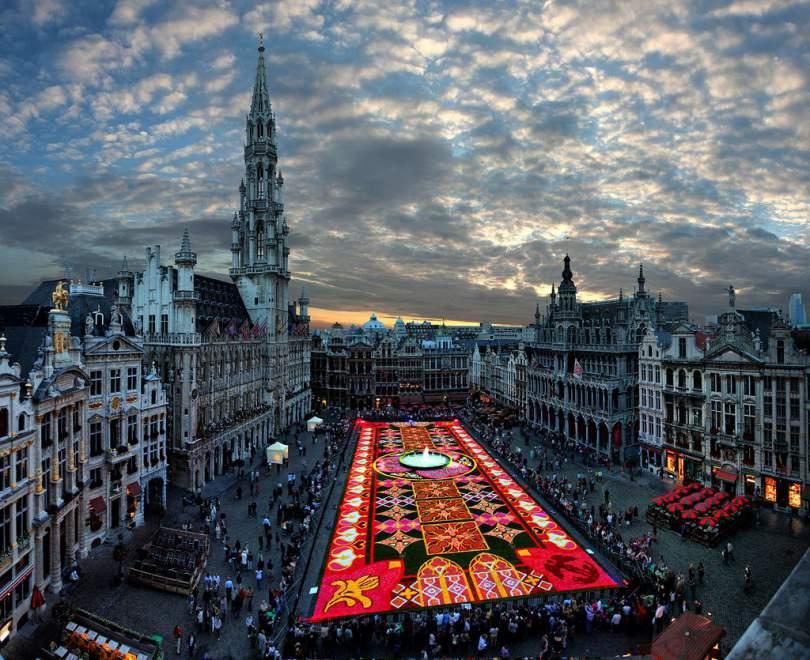 o que fazer em Bruxelas capa