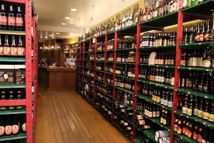 Cervejas belgas em Bruxelas