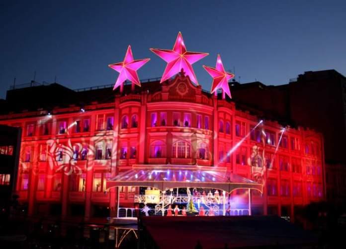 Curitiba é um dos melhores destinos para passar o Natal no Brasil