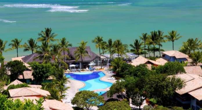 Mar Paraíso Hotel é um dos melhores hotéis para curtir as férias em Porto Seguro