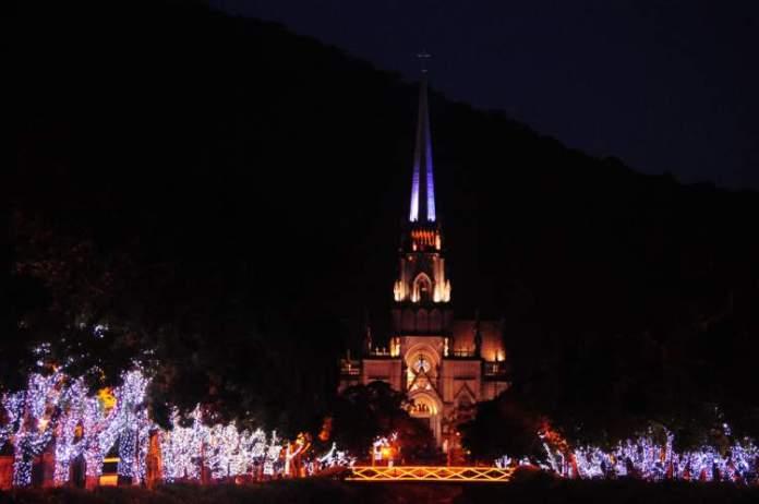 Petrópolis é um dos melhores destinos para passar o Natal no Brasil