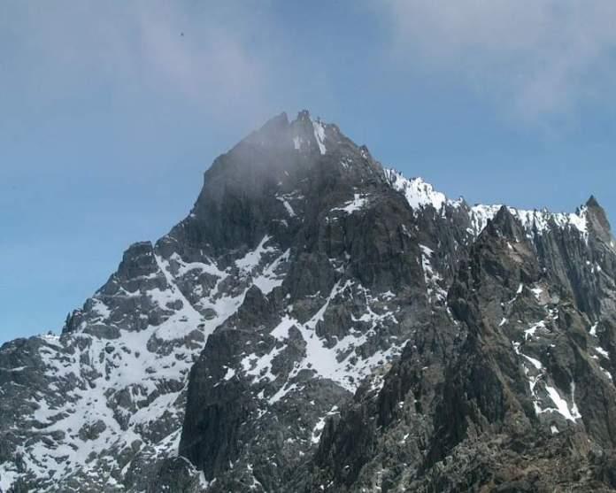 Pico Bolívar Venezuela
