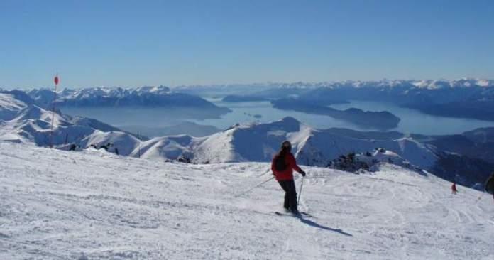 Um dos motivos para você viajar para Bariloche é o Esqui