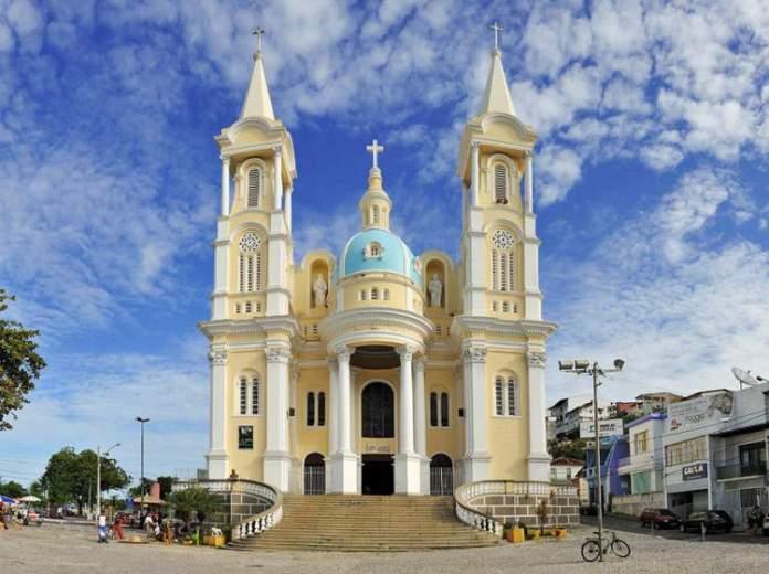 Visitar Centro Histórico é uma das dicas de o que fazer em Ilhéus na Bahia
