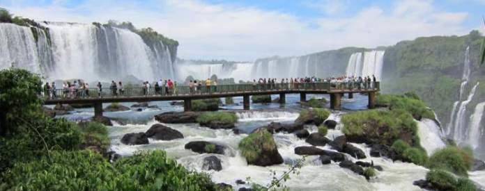 Visitar Puerto Iguazu é uma das atrações turísticas na Argentina