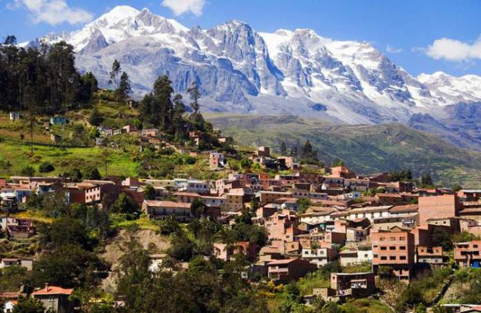 Visitar Sorata é uma das dicas de o que fazer na Bolívia