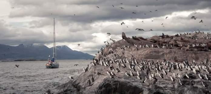 Visitar a Patagônia é uma das atrações turísticas na Argentina