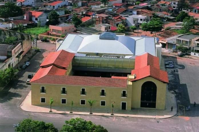 Visitar o Espaço São José Liberto é uma das opções de o que fazer em Belém