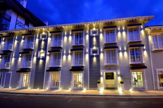 hotéis mais românticos do mundo em Brasil