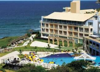 melhores hotéis pé na areia capa