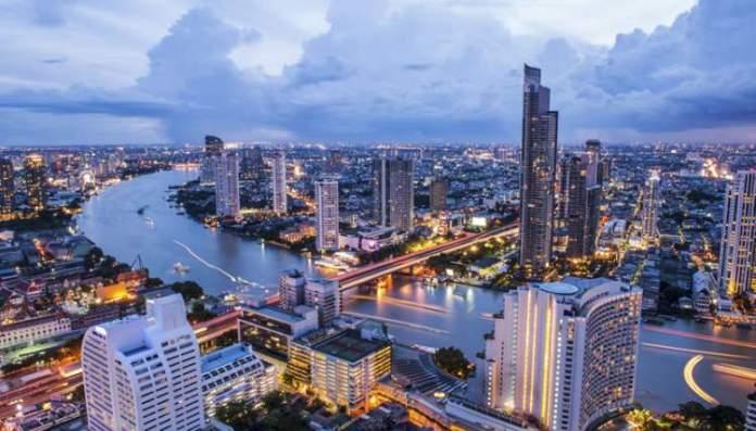 Bangcoc na Tailândia é uma das cidades mais baratas para turistas visitarem