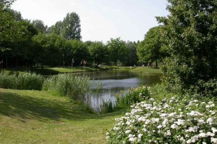 Beatrixpark em Amsterdã