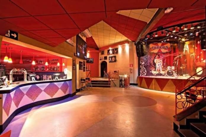 Circus Rock Bar é uma das Melhores baladas de Belo Horizonte