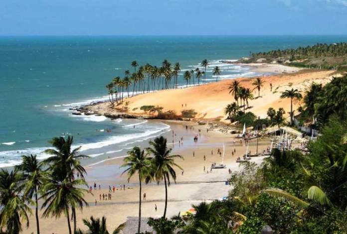 Conhecer as Praias é um dos motivos para fazer uma viagem para Fortaleza