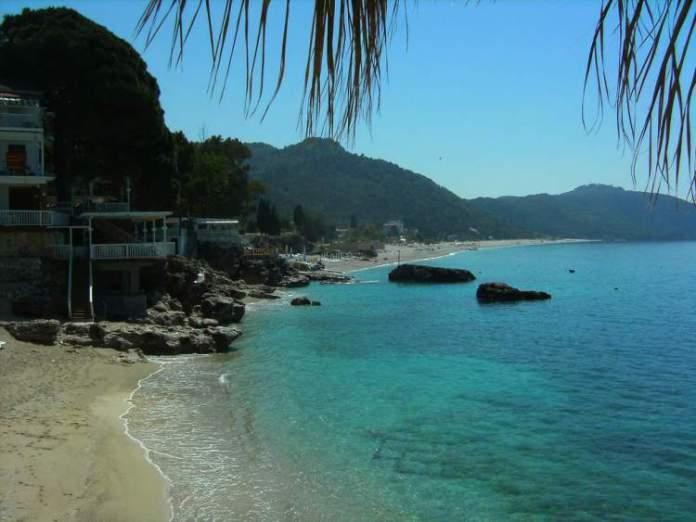 Dhërmi na Albânia é um dos destinos para viajar na Europa em 2018