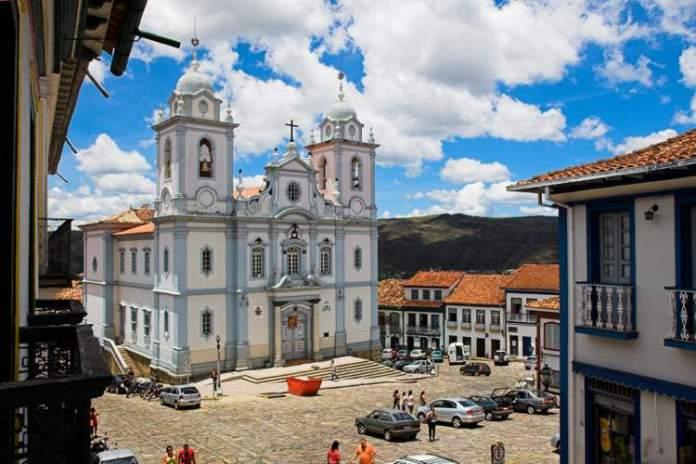 Diamantina é um dos destinos mais românticos em Minas Gerais