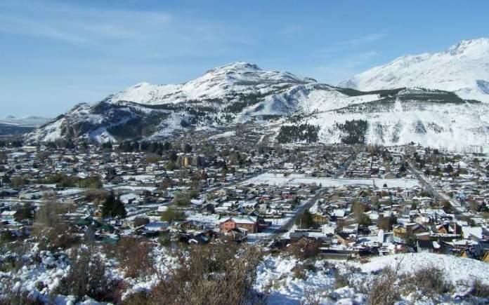 Esquel é uma das cidades da América do Sul para ver neve