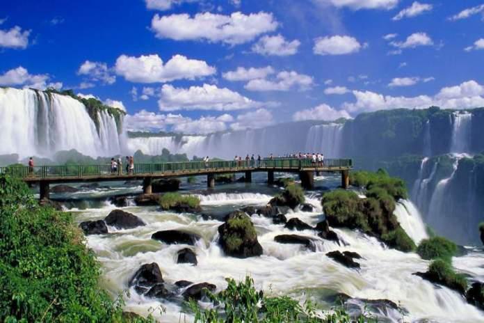 Foz do Iguaçu é um dos destinos para passar o Réveillon 2018