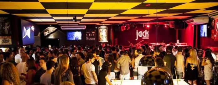 Jack Rock Bar é uma das Melhores baladas de Belo Horizonte