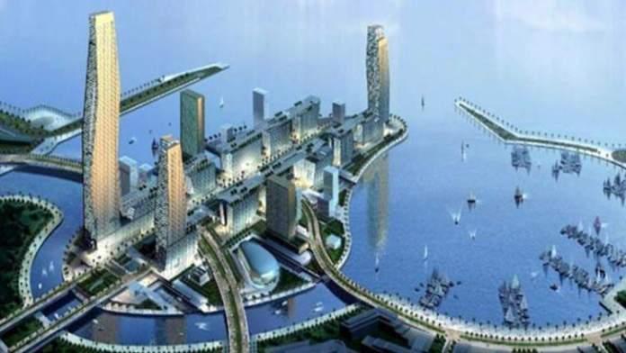 King Abdullah na Arábia Saudita é uma das cidades futuristas