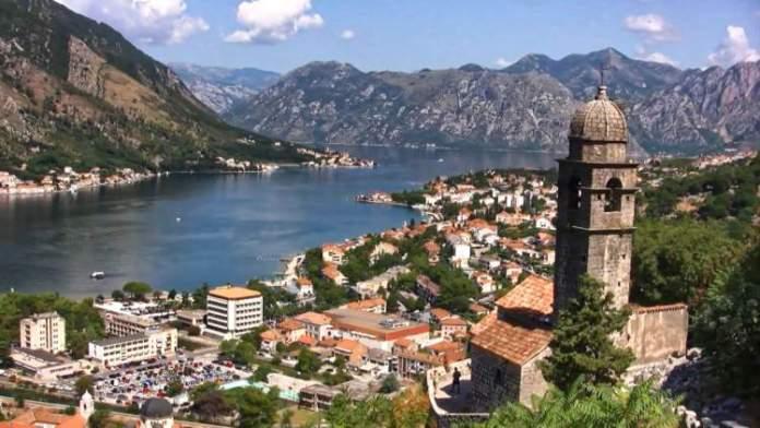 Kotor em Montenegro é um dos destinos para viajar na Europa em 2018