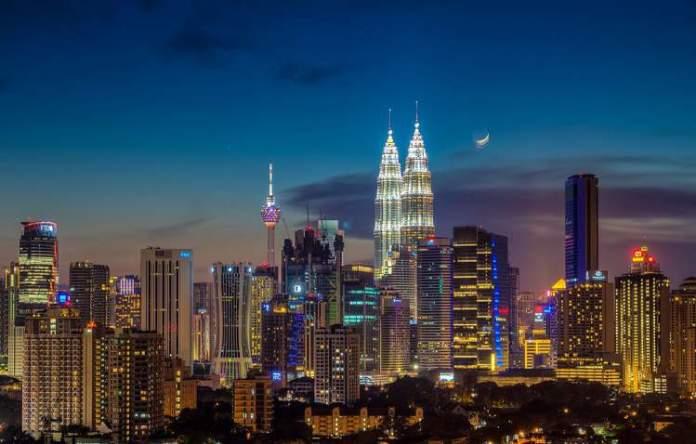 Kuala Lumpur na Malásia é uma das cidades mais baratas para turistas visitarem