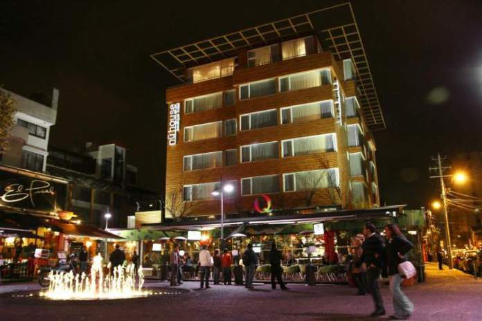 Mariscal Sucre em Quito