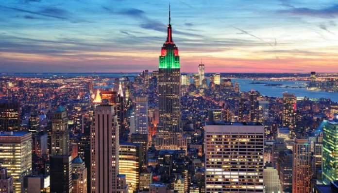 Nova York é um dos melhores destinos para passar o Réveillon 2018