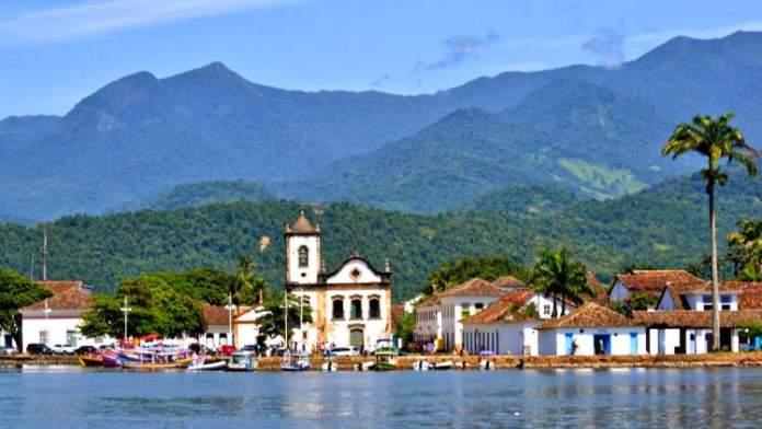 Paraty é um dos destinos para passar o Réveillon 2018