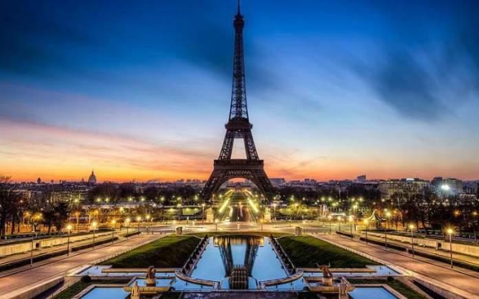 Paris é um dos melhores destinos para passar o Réveillon 2018