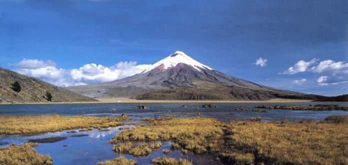 Parque Nacional de Cotopaxi em Quito